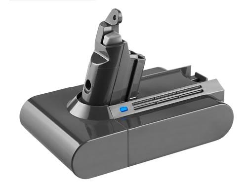 電池,替代Dyson戴森V6手持吸塵器電池dc58 dc62掃地機配件 21.6V動力鋰電池組1500mah在線供應