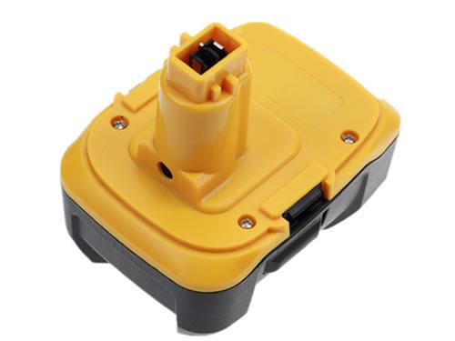電池,DC9180 替代得偉DEWALT18V鋰電 上黃下黑DC9096電動工具鋰電池  18V 72Wh 4000mah在線供應