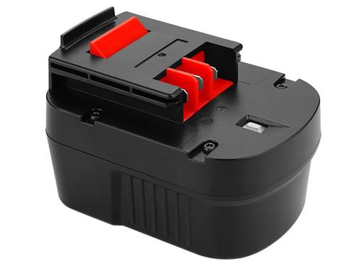 電池,全新替代百得Black&Decker 12V B款電動工具電池鎳氫鎳鎘電池組1300mah在線供應