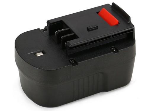 電池,全新替代百得Black & decker A14系列電動工具鎳鎘電池14.4V充電池1700mAh鎳鎘電池在線供應