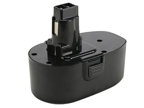 電池,百得Black & Decker 18V鎳氫鎳鎘動力電池組 A9277,PS145 CD18CAB 3000mAh 在線供應