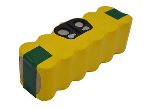 電池,替代Irobot Roomba LH-ROOMBA500BT 掃地機器人電池500 600 780 14.4V掃地機電池3500MAH在線供應