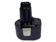 BLACK & DECKER  電池 Ni-MH 9.6V 2000mAh