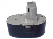 BLACK & DECKER  電池 Ni-MH 18V 2200mAh