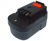 BLACK & DECKER  電池 Ni-Cd 14.4V 2000mAh