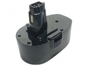 BLACK & DECKER  電池 Ni-Cd 18V 2000mAh