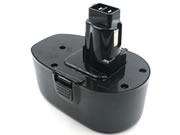 BLACK & DECKER  電池 Ni-MH 18V 3000mAh