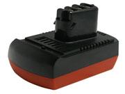 METABO  電池 Ni-MH 12V 2200mAh